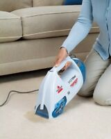 Bissell Handheld Deep Cleaner Remove Spots Stains Carpets Wine Juices - Corded on Sale