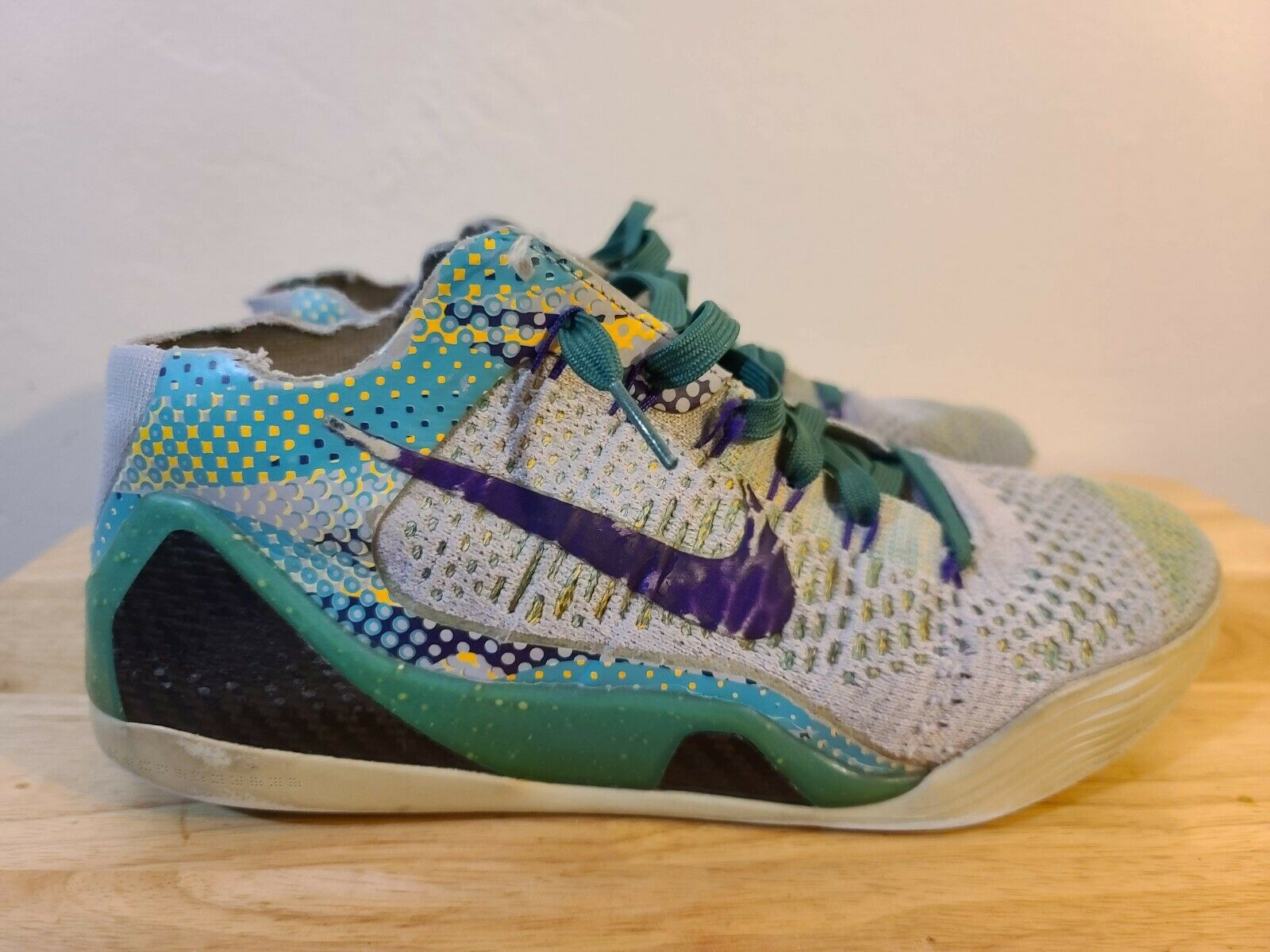 Nike Kobe IX 9 Elite 'hero' 'draft Day