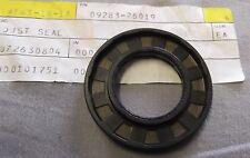Genuine Suzuki DR350 RM125 RM250 TS125R Rear Wheel Hub Dust Seal 09283-26019