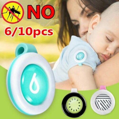 10pcs Child Mosquito Repellent Bracelet Sticker Baby Pregnant Anti-Mosquito Pest