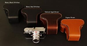 LUIGI-FULL-CASE-GRIP-or-BUMP-for-LEICA-M10-M10P-STRAP-UPS-INCLUDED-YOUR-CHOICE