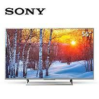 Sony 49X8000E 4K UHD LED - Imported