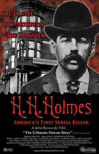 H. H. Holmes NEW DVD FREE SHIPPING America's First Serial Killer Documentary
