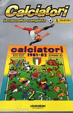 CALCIATORI PANINI=1981/82=RISTAMPA INTEGRALE DELL'ALBUM=EDITO DA  PANINI-GDS