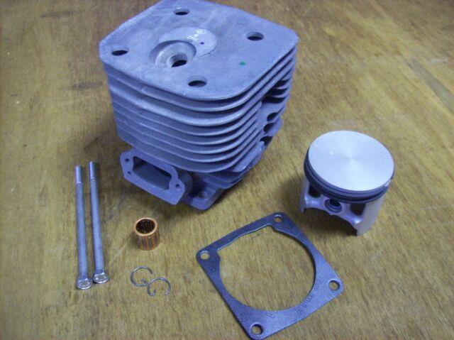 Husqvarna Cutoff Saw K1260 Cylinder and Piston Assy Fits K1260 Rail Saw OEM