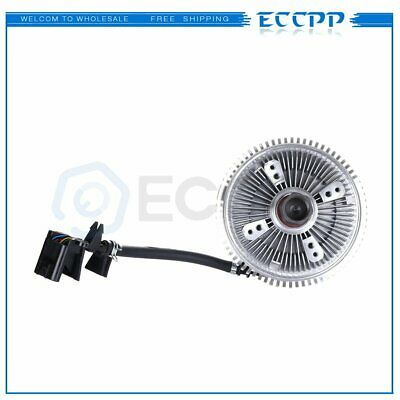 ECCPP Engine Cooling Fan Clutch Replacement fit for 2004-2007 Buick Rainier Chevrolet 2002-2009 Trailblazer 2002-2006 GMC Envoy XL//XUV