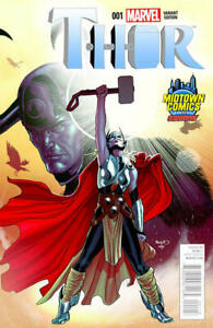 Thor-1-RARE-Midtown-Variant-Cover-Jane-Foster-as-Thor-Marvel-1st-Print