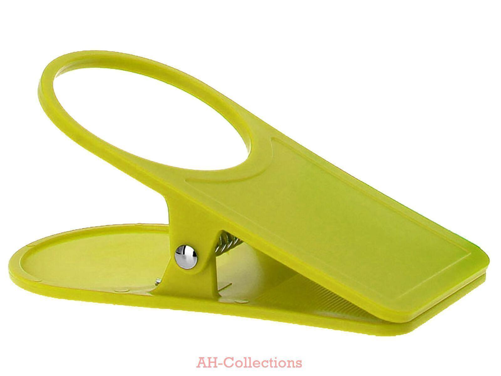 Gimex Camping Vaisselle 2er-set tischclip pour pour pour canettes U. verres Porte-aérosol bb507d