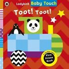 Baby Touch: Toot! Toot! A Fold-Out Frieze Book by Penguin Books Ltd (Board book, 2016)
