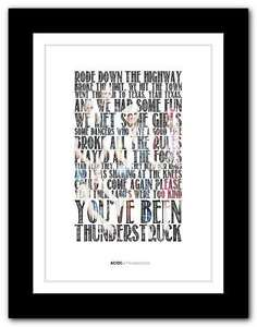 AC-DC-Thunderstruck-typography-quote-poster-art-limited-edition-print-10