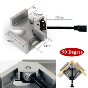 Durable Corner Clamp 90 ° Angle Droit Clamp Woodworking Vice bois métal soudage