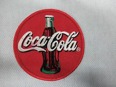 #D519.  COKE CLOTH PATCH - COCA COLA,