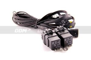 s l300 ddm hid xenon conversion kit premium dual relay wiring harness ddm wiring harness at n-0.co