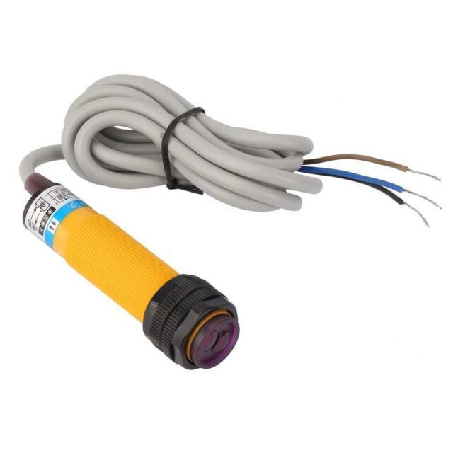 New Photoelectric Switch Sensor NPN NO 30cm 3-wires E3F-DS30C4