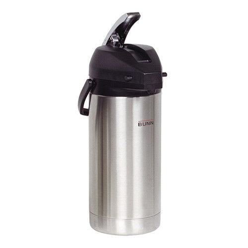 """Bunn 36725-0000 Action Thermos-Lever 3.8 litri di capacità 17-5//8/""""H"""