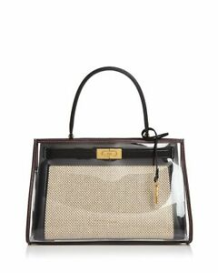 Tory-Burch-LEE-RADZIWILL-SMALL-BAG-WITH-RAIN-COVER-PURSE-MEDIUM-SIZE-Bag-Black