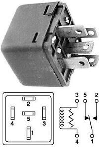 BLOWER RELAY FORD F150 FORD F250 FORD F350 E150 E250 FORD ...