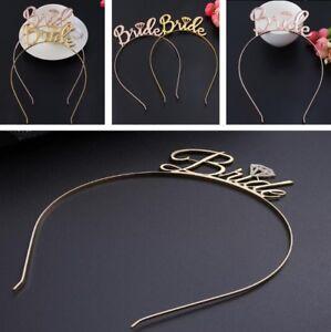 Women-Rose-Gold-Wedding-Bride-Bling-Gold-Hair-Band-Tiara-Crown-Headband-Hoop
