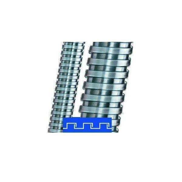 Flexa Metallschutzschlauch SPR-AS AD36 10m IP40 metallic Metall-Schutzschläuche