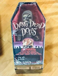 Living-Dead-Dolls-Menard-Zombi-Zombie-Doll-Of-The-Dead-Series-22-New-Sealed