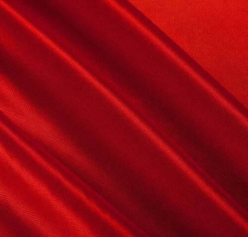 100/% Viscose Red Fabric Mario Boscelli Italian Designer Dress Upholstery Crafts