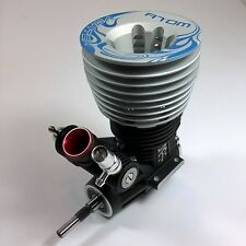 Atom VORTEX .21 Nitro Motore & per 2106 PIPE OS Reds Novarossi Picco ALFA