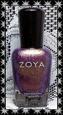 Zoya *~Daul~* Nail Polish Nail Lacquer 2012 Fall NYFW Diva Metallic