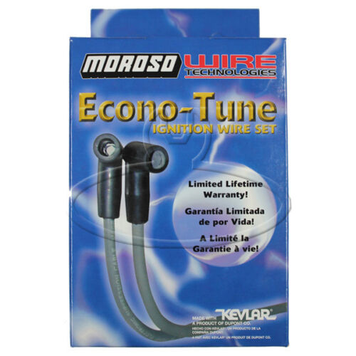 MADE IN USA Moroso Econo-Tune Spark Plug Wires Custom Fit Ignition Wire Set 8137