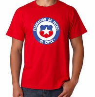 Chile Soccer T Shirt