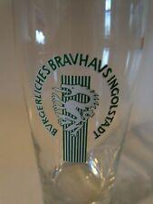 BEER 0.5L Glass  :  Herrnbräu Bürgerliches Brauhaus Bier ~*~ Ingolstadt, GERMANY