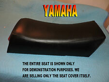YAMAHA ENTICER 340 EXCEL III 340 1984-88 New seat cover 300 3 Black 466