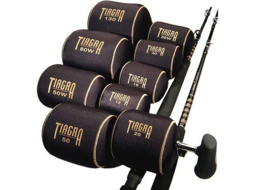 Shimano Tiagra Reel Cover Black