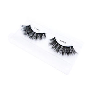 Miss Lashes 3 D Eyelashes False Silk Lash Volume Long Natural Eye Makeup Curl 1 Pc by Miss 3 D Volume Lash