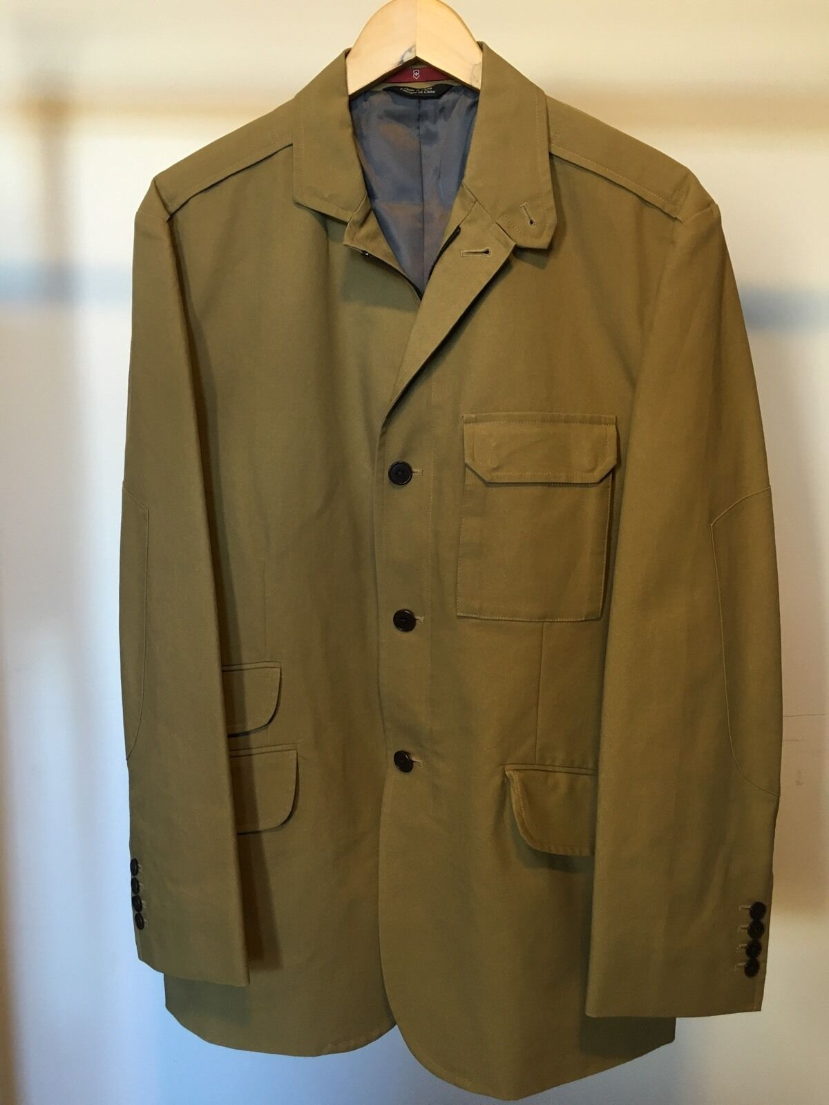 Victorinox Men's Khaki Sport Coat