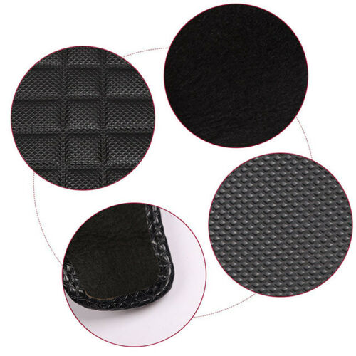 US Stock Auto Car Black Front/&Rear Floor Mats Carpets for Toyota Camry 2012-2017