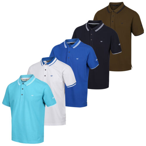 Regatta Talcott II Mens Polo Shirt