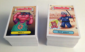 Garbage Pail Kids Mini Cards 2013 Base Card 134a Lucky LUKE