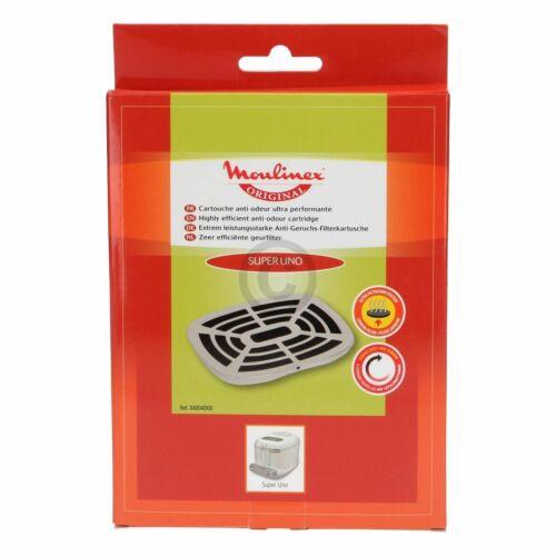 Filterkassette XA-004D00 Filter Fritteuse Moulinex Super Uno AM302 ORIGINAL