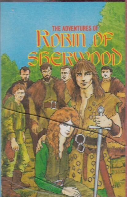 Adventures Of Robin Sherwood Lord Of Trees Cassette Audio Book Richard Carpenter