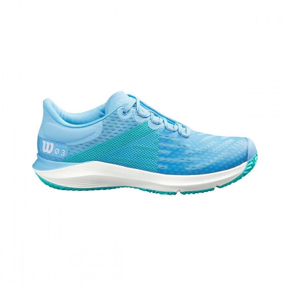 Wilson Kaos 3.0 Tennisschuhe Damen blau Sandplatzschuhe   NEU