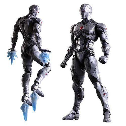Marvel - universum iron - man - variante spielen kunst kai abbildung square enix