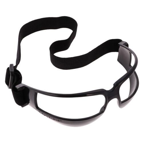 Whistle 12pcs Basketball Sports Training Glasses Dribble Dribbling Goggles