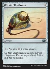 MTG Magic C14 - Ur-Golem's Eye/Oeil de l'Ur-Golem, French/VF