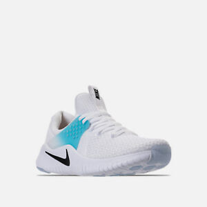 6bba19835aa54 NIKE FREE TRAINER V8 WHITE  LAGOON PULSE TRAINING SHOE MEN S SELECT ...
