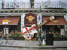 Hard Rock Cafe London - Pin.  Die klassische Gitarre.