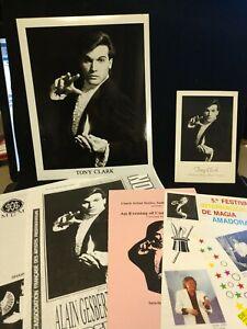 Tony-Clark-Promotional-Set-of-Photographs-8x10