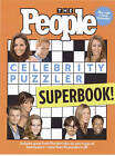 Celebrity Puzzler Superbook! by Time Inc Home Entertaiment (Paperback, 2009)
