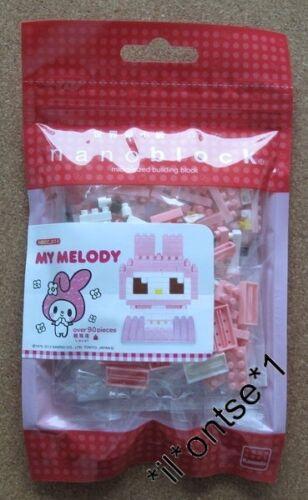 nanoblock NBCC/_011 MY MELODY