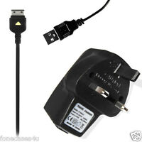 Data Sync Charging Power Cable and UK 3 Pin Plug for the Samsung GT-E1230 E1230
