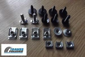 UNDER-ENGINE-COVER-CLIP-SET-CITROEN-XANTIA-PEUGEOT-307